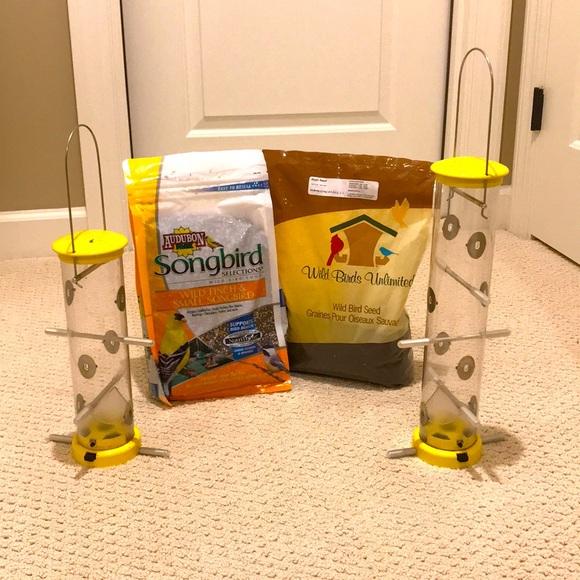 Bird Feed Bundle!